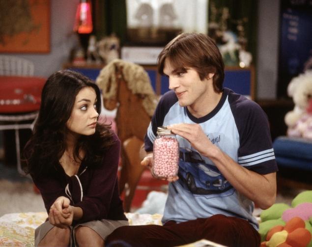 Mila Kunis and Ashton Kutcher engaged