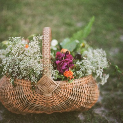 Garden Wedding Themes