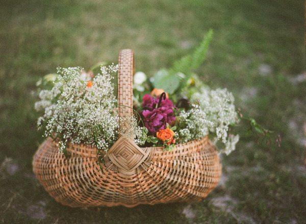 Garden Wedding Themes
