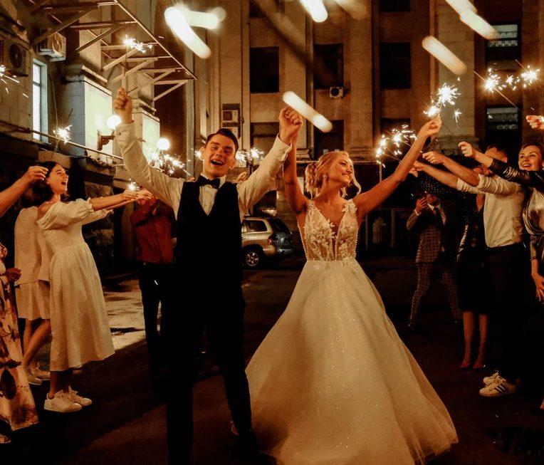 bridal party entrance music