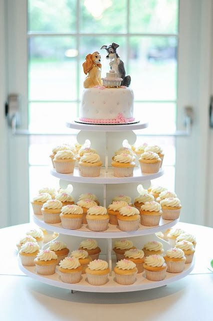 23 Mouthwatering Cupcake Wedding Cakes That Will Rock Your Wedding ...