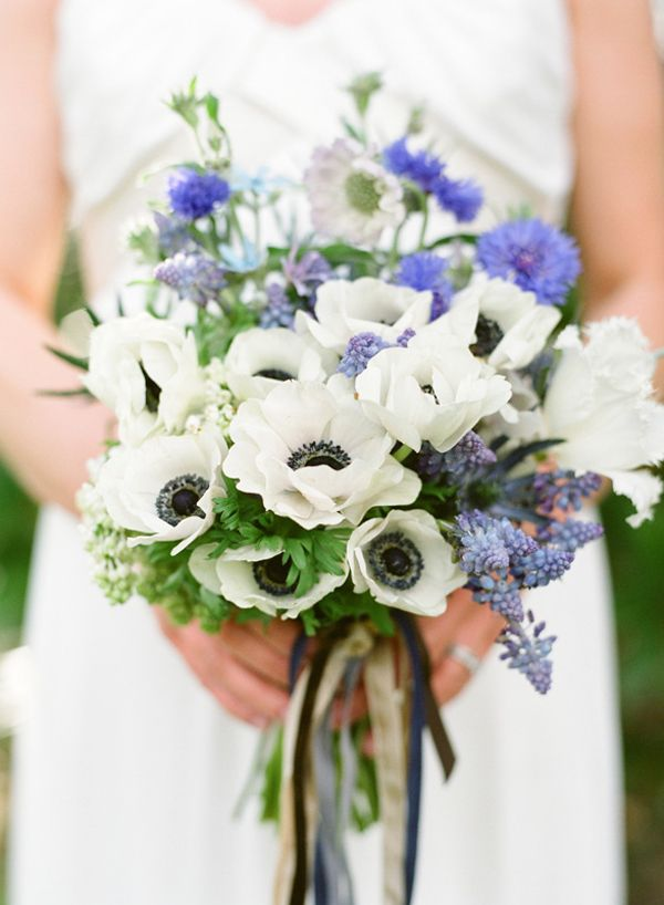 Blue Wedding Flowers for Your Perfect \