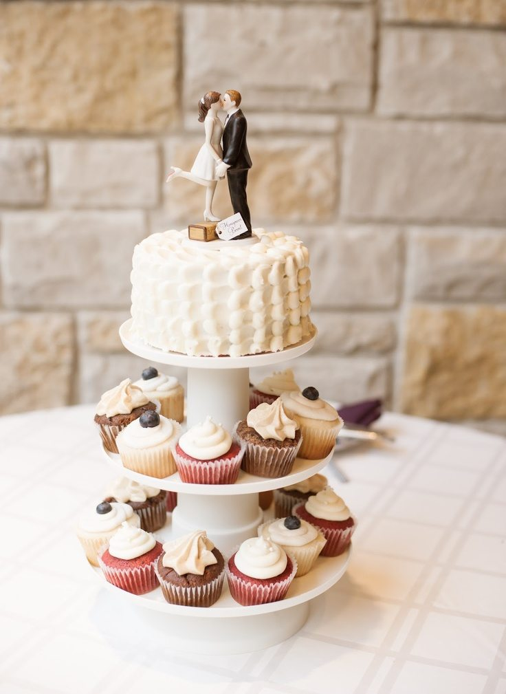 23 Mouthwatering Cupcake Wedding Cakes That Will Rock Your Wedding World Topweddingsites Com