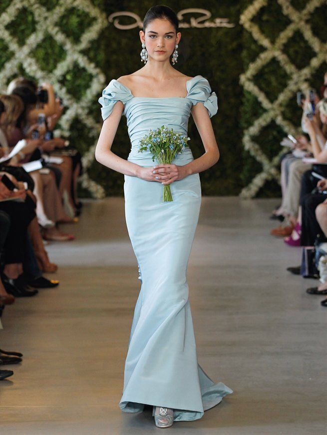 A Bunch of Beautiful, Colorful Gowns | | TopWeddingSites.com