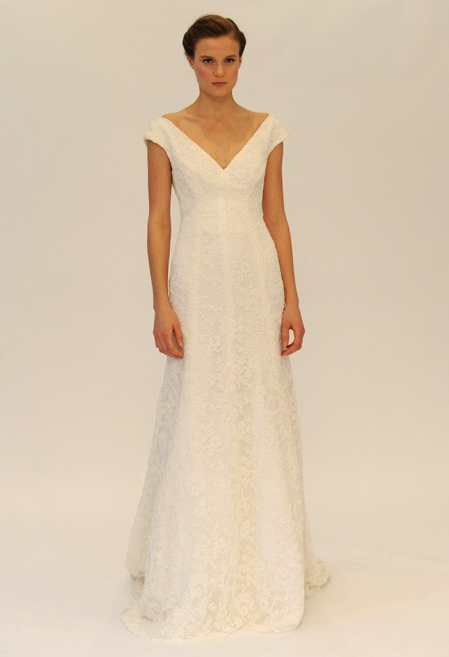 Lela Rose Fall 2014 Wedding Dress Collection
