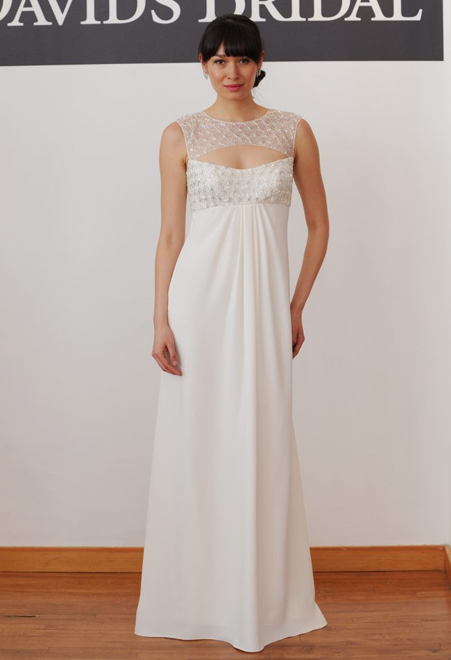 David's Bridal fall 2014 Dress Collection
