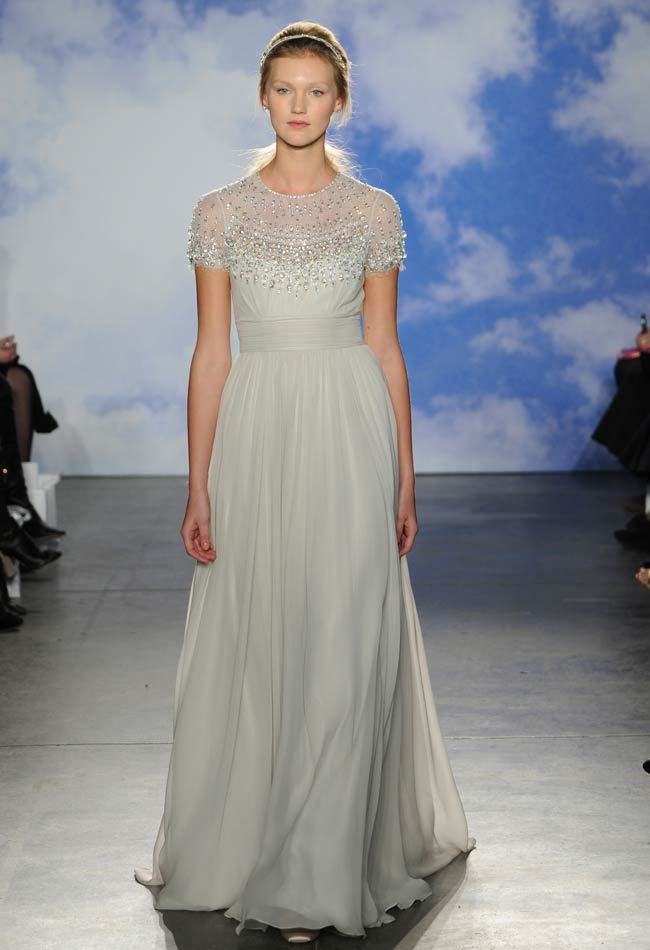 Jenny Packham Spring 2015 Dress Collection