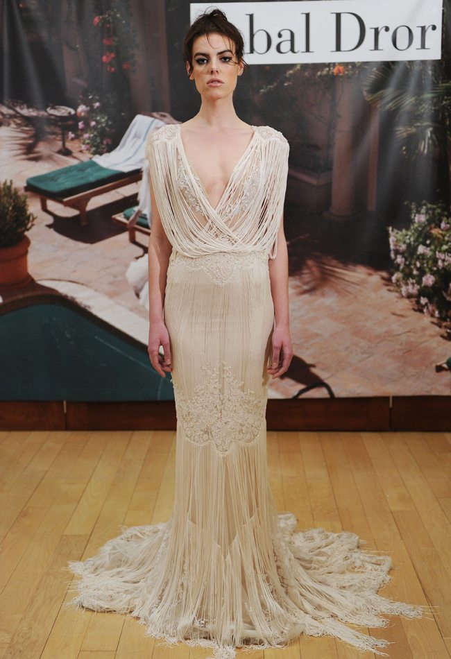 Inbal Dror Fall 2014 Dress Collection