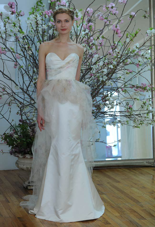 Elizabeth Fillmore Spring 2015 Dress Collection