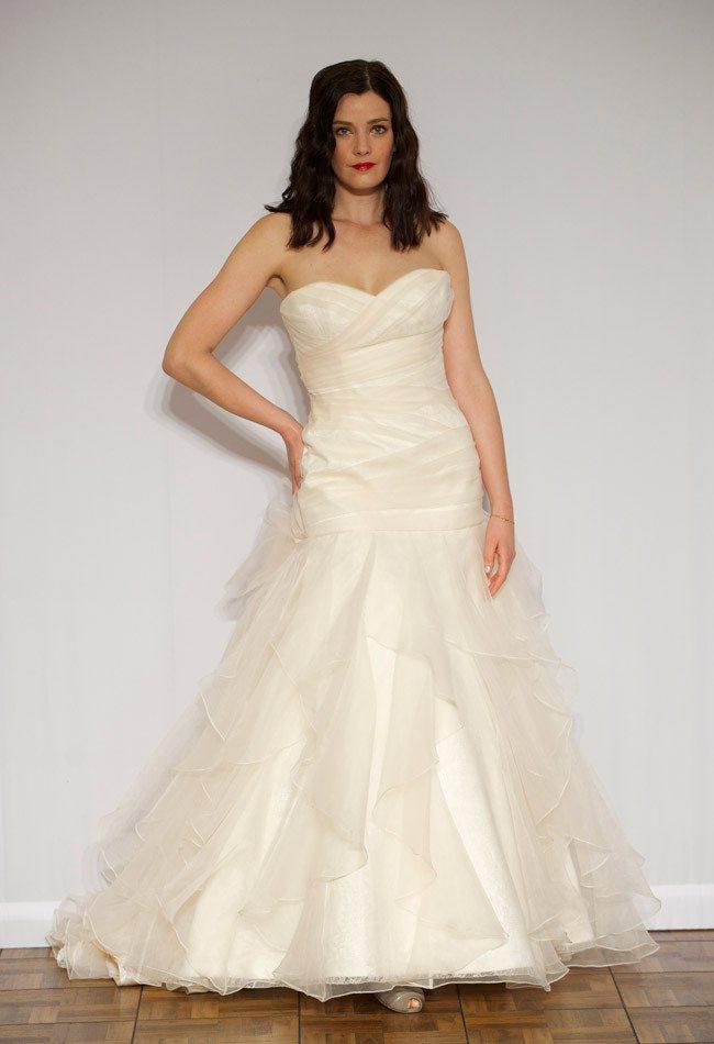Augusta Jones Fall 2014 Dress Collection