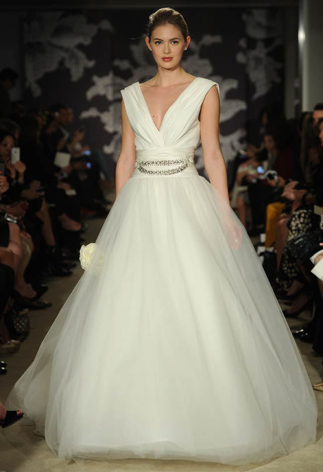 Carolina Herrera Spring 2015 Dress Collections