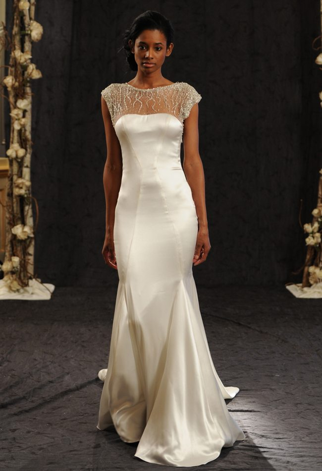 Anne Bowen Fall 2014 Dress Collection