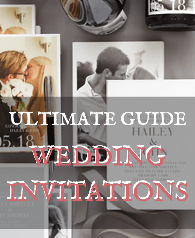 wedding invitation guide