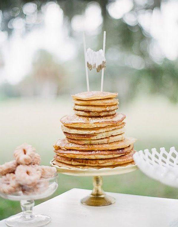 Breakfast Wedding Food Theme