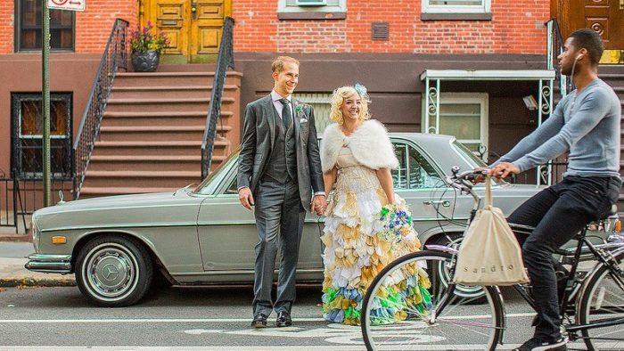 Urban Wedding Offbeat Bride