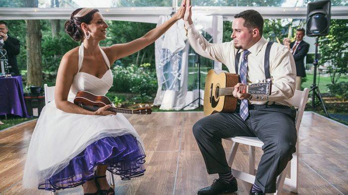 Unique Garden Weddings