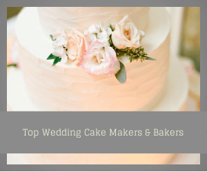 Top Wedding Cake Makers & Bakers
