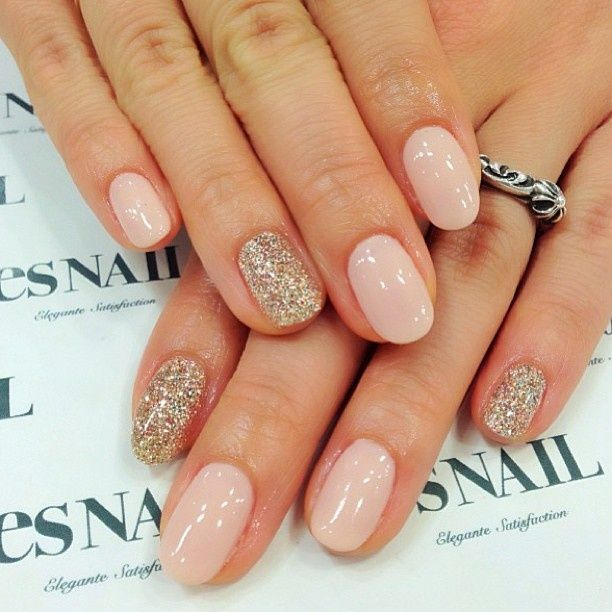 Nail Ideas for the Bride