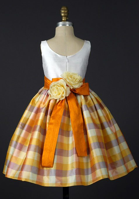 Colorful Flower Girl Dresses