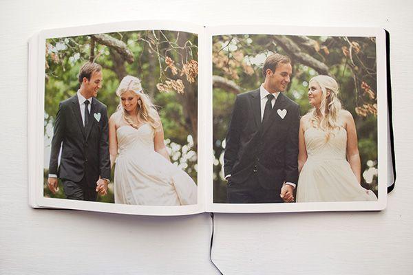wedding photobook idea