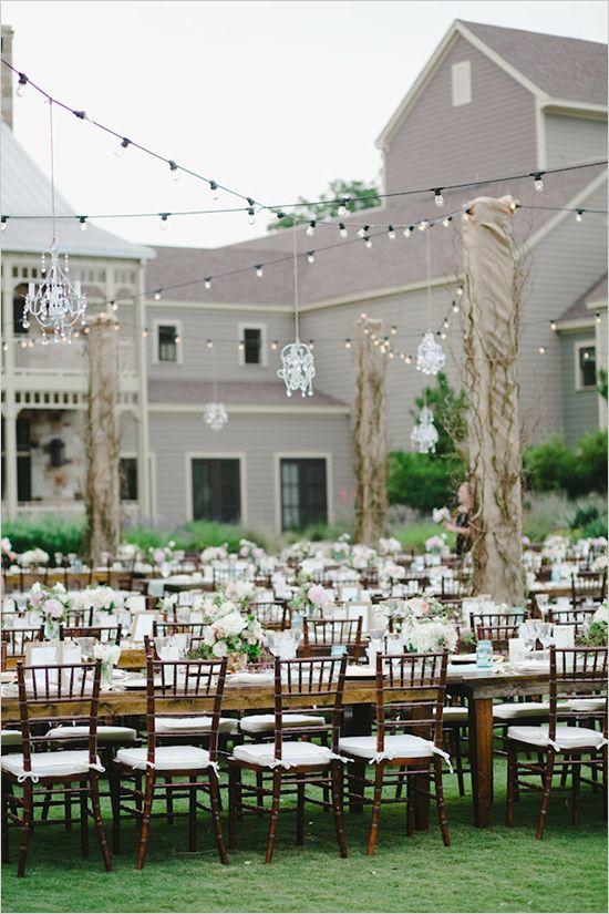 reception for wedding