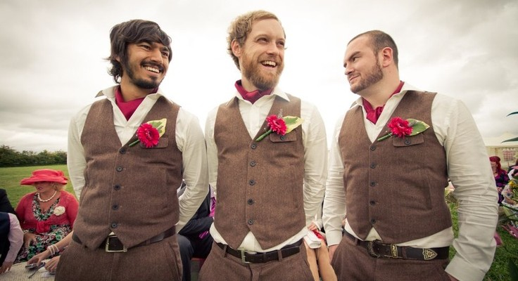 What Should Wedding Ushers Wear?
