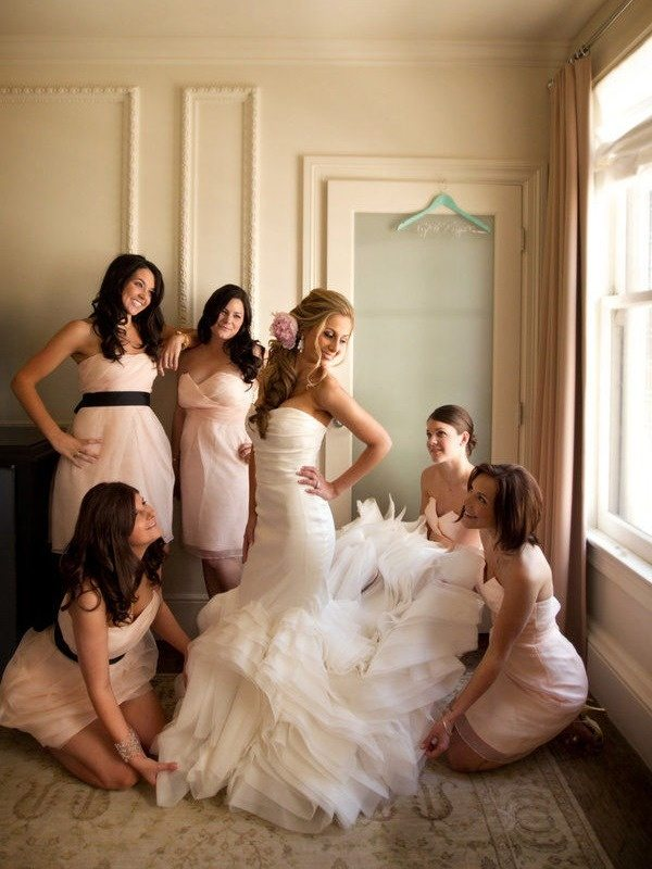 costs for bridesmaids
