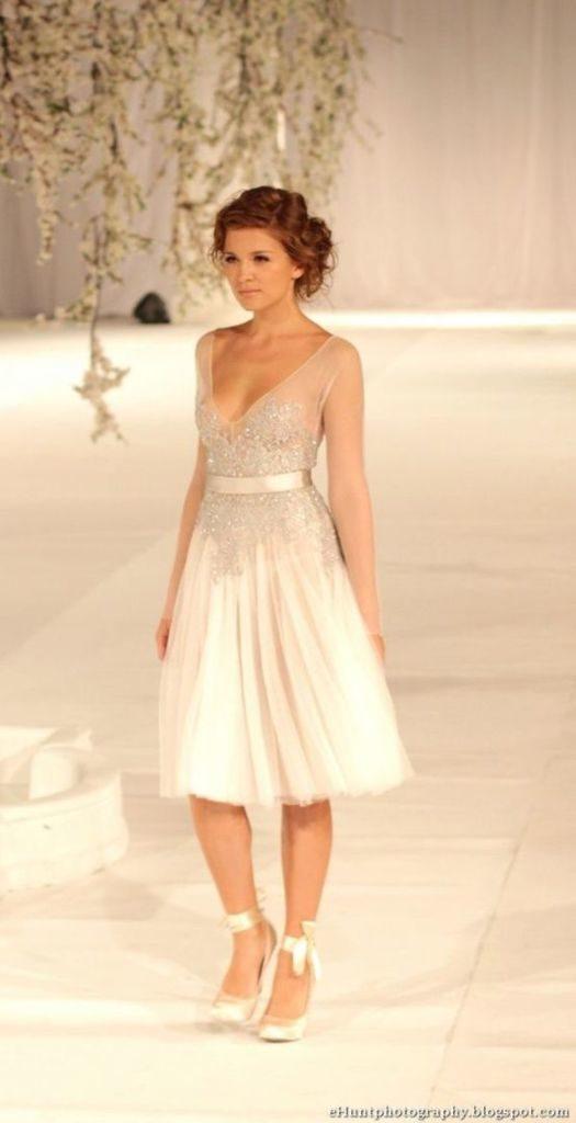 marriage convalidation dress