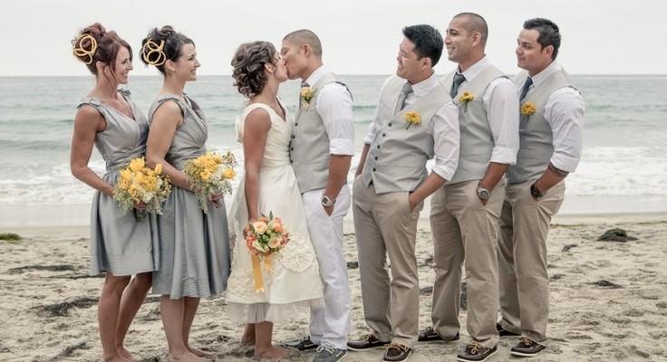 Honor Vs Honour Wedding Invitation: More Groomsmen Than Bridesmaids