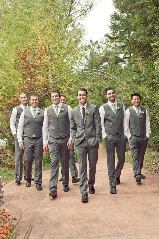 groomsmen tux vs suit