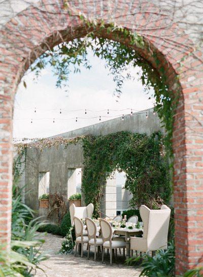 Garden Wedding Ideas & Themes