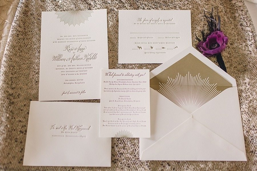 Surprise Wedding Invitation Wording: When Do You Set The RSVP Date?