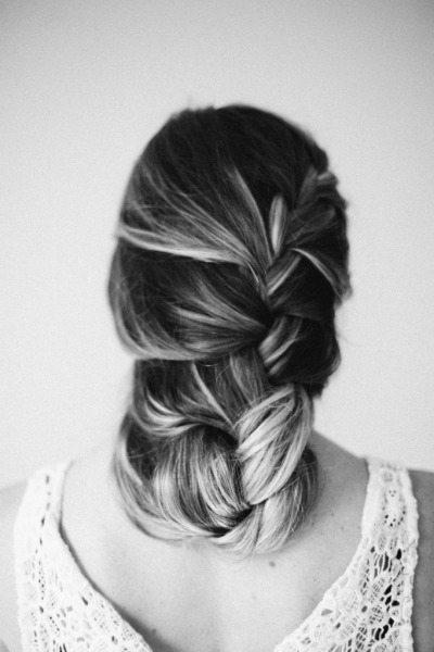 Braided Bridal Hair Ideas