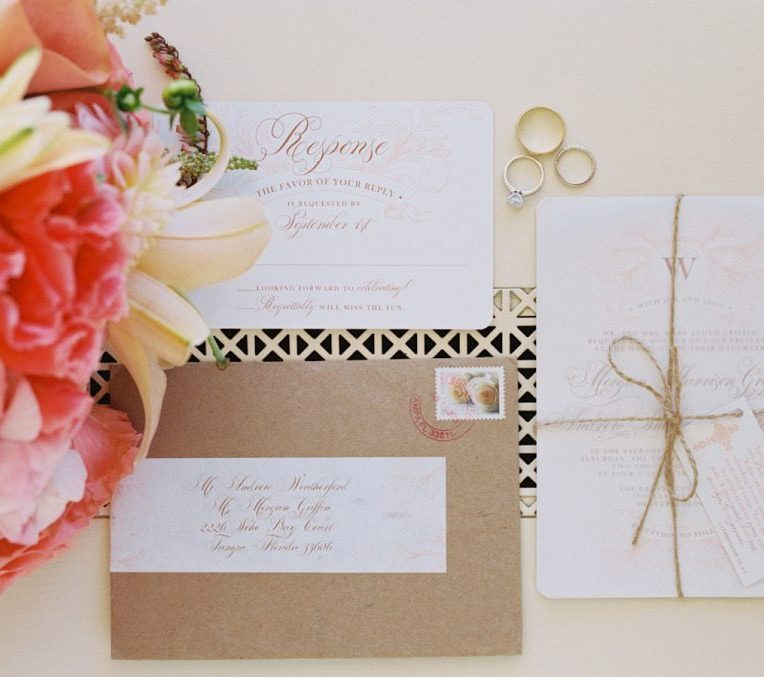 Wedding Invitation Golden Rules