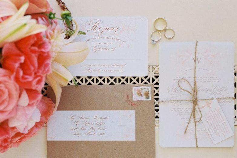 Wedding Invitation Golden Rules