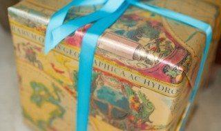 Wedding Gift Wrapping