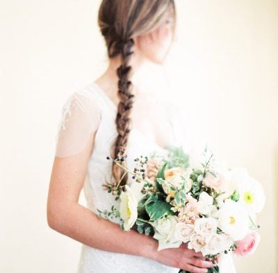 Braided Bridal Hair Ideas