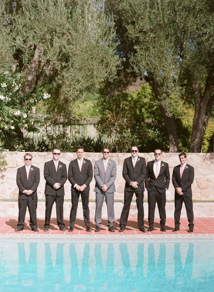 Groom and Groomsmen Attire Etiquette