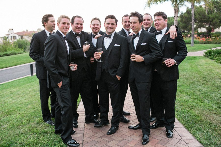 Wedding Gift From Groomsmen Etiquette : How Matchy-Matchy Should the Groom & Groomsmen Really Be?