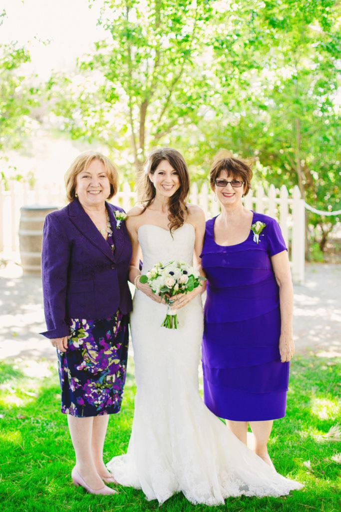 Etiquette Mother of the Bride