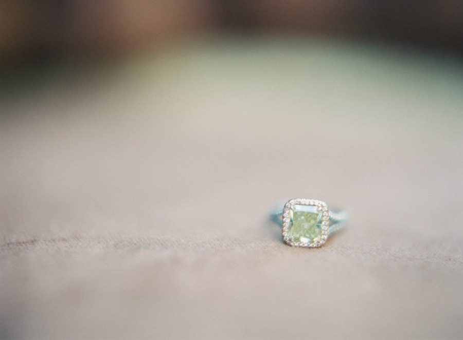 the right ring choice when the bride has metal allergies - Wedding Ring Alternatives