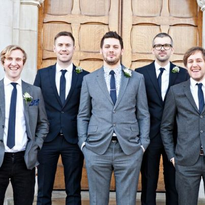Ushers and Groomsmen role differences in the wedding
