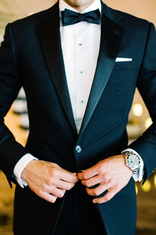 Suits Vs. Tuxedos At A Wedding