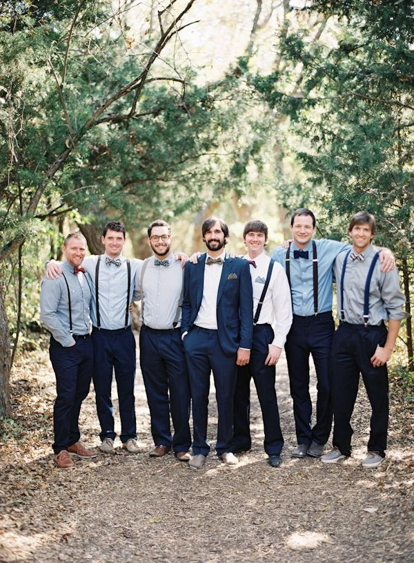 Whats The Difference Between Ushers And Groomsmen