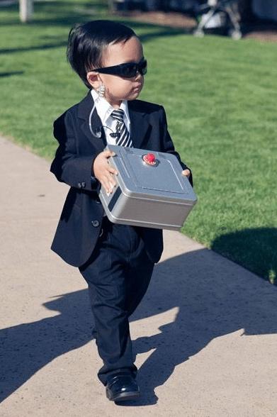 cute boy ideas for wedding