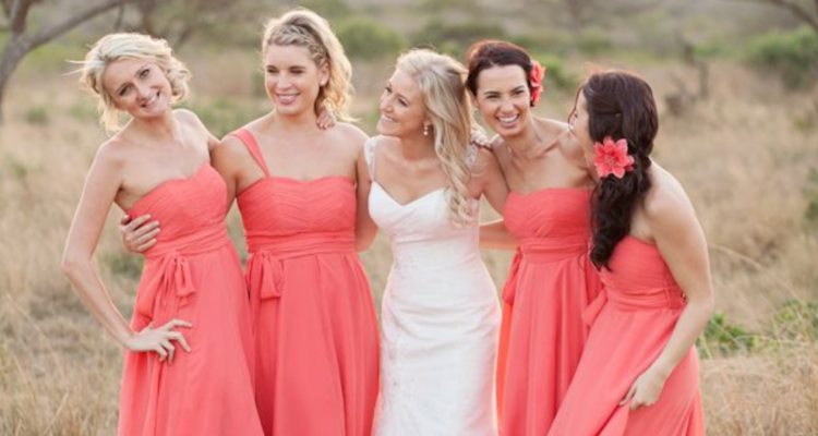 What are some tips for choosing bridesmaid dresses that make