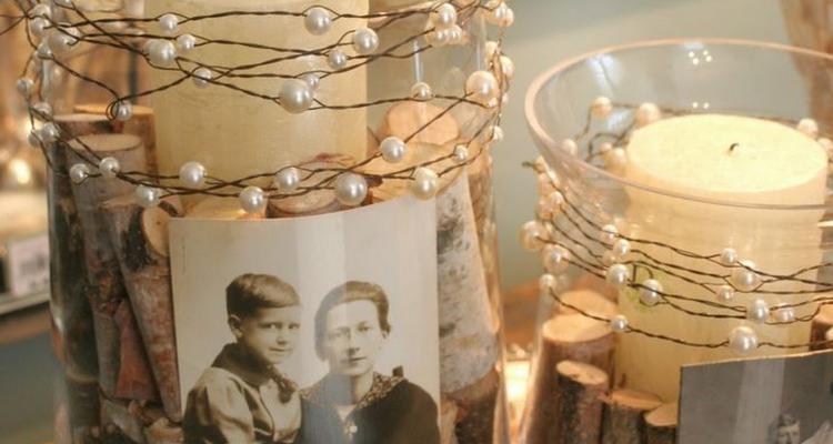 Memorial Candle Lighting For Deceased Loved Ones