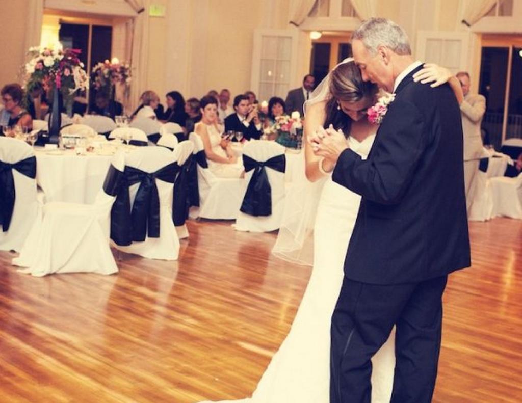 Wedding Dance Etiquette For Absent Parents