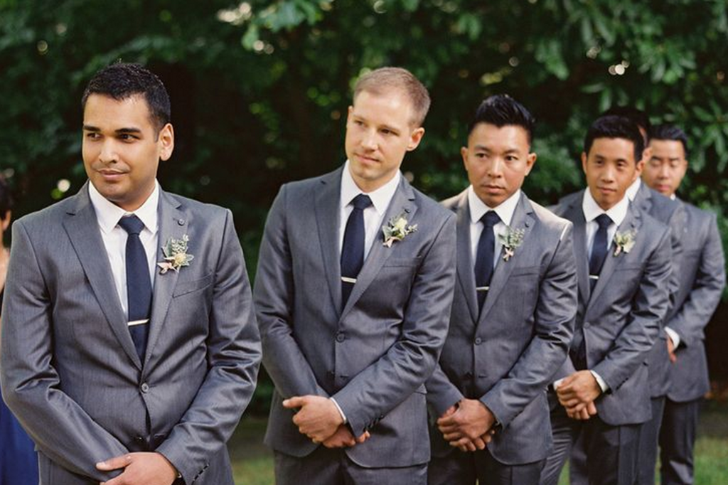 Groomsmen Suits: Must They Match? Advice Please ...