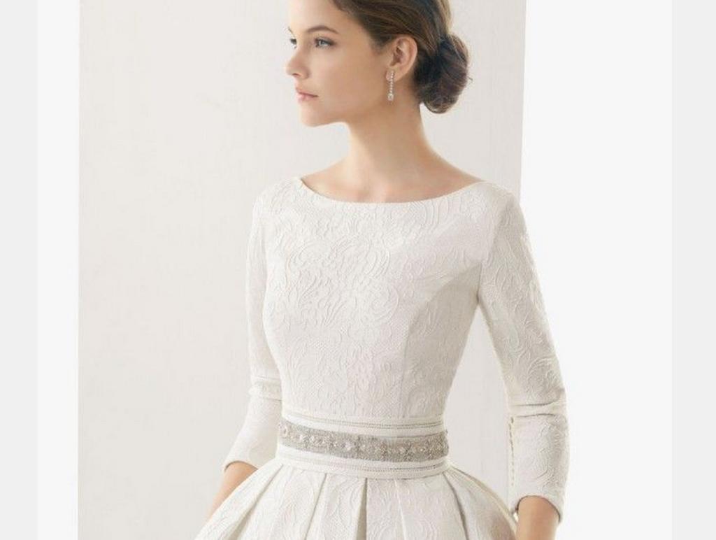 long sleeve renewal dress